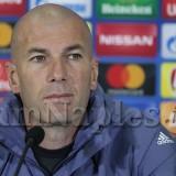"""Zidane: """"E' una finale, non siamo favoriti. CR7 sta benissimo…"""""""