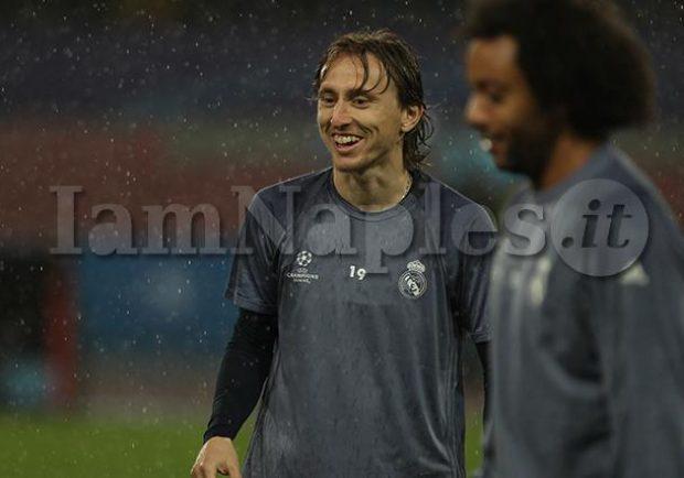 """Pallone d'Oro, frecciata di Modric a Cr7: """"Essere qui è un segno di rispetto!"""""""
