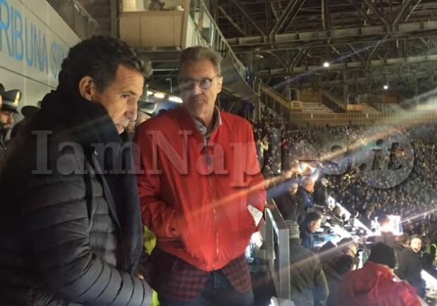 """Il Napoli in mostra al MANN, l'emozione di Krol: """"Bello che la storia del club venga valorizzata, aiuterà il turismo"""""""