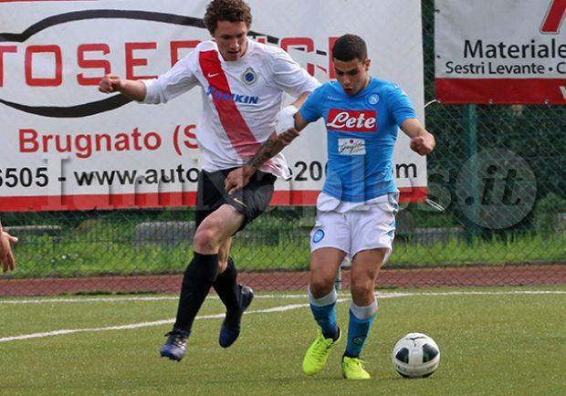 Serie C, Cuneo-Livorno 0-4: lezione toscana, D'Ignazio entra all'84'