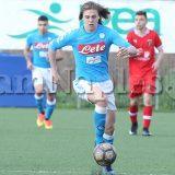 GRAFICO – Viareggio Cup, Napoli-Bologna: Saurini lancia il 4-2-3-1 con Zerbin trequartista