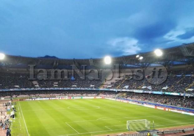 Domani ci sarà il San Paolo delle grandi occasioni, venduti 50.000 biglietti