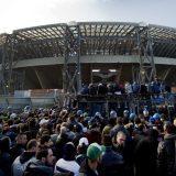 Napoli, 18 persone rischiano il Daspo per l'assalto al pullman della Juventus