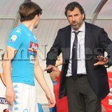 """Saurini ad IamNaples.it: """"Complimenti a tutti, grande soddisfazione. Bruges squadra europea, saremo pronti"""""""
