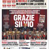 """FOTO – L'apertura del CorSport: """"Grazie Silvio"""""""