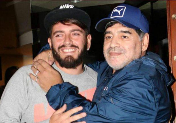 """Maradona Junior: """"In arrivo un nuovo Diego Armando Maradona. Lazio-Napoli? Dico che…"""""""