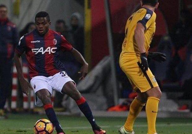 Sassuolo-Bologna 0-1, decide una rete di Okonkwo nel finale