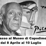 Picasso e Napoli: Parade dall'8 aprile al 10 luglio al Museo di Capodimonte