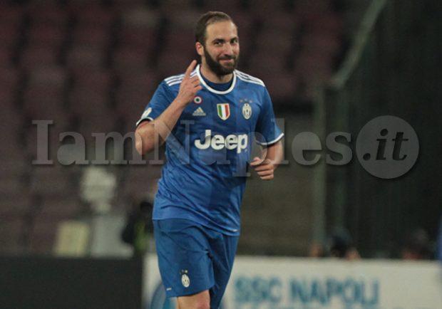 SKY – Napoli-Juventus, Allegri pensa al 4-3-2-1 con Dybala e Douglas Costa alle spalle di Higuaìn