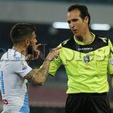 VIDEO – Sampdoria-Napoli, l'ultima a Banti: ci scappa il calcio di rigore?