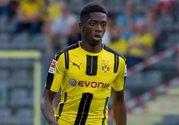 """Borussia Dortmund, il tecnico Bosz: """"Domani l'annuncio sul futuro di Dembelé"""""""