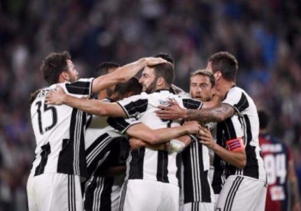Serie A, Juventus-Torino 4-0: doppietta di Dybala