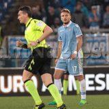 """Lazio, Immobile all'intervallo: """"Bisogna soffrire, il rigore non c'è ma Reina…"""""""