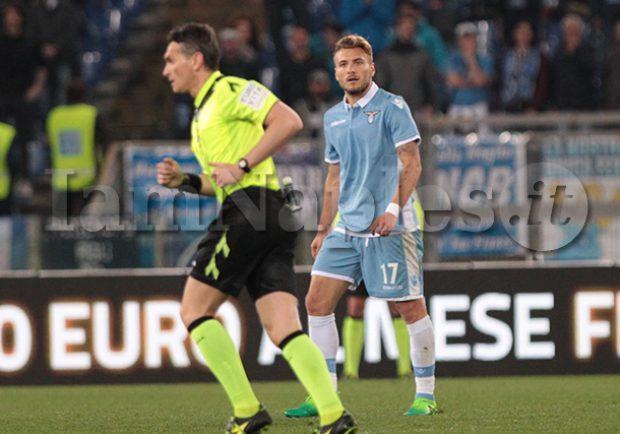 """Immobile: """"E' il momento più bello della mia carriera. Con il Napoli vogliamo riscattarci"""""""