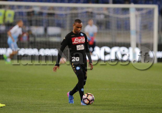Primavera, Napoli – Genoa: Leandrinho uscito a fine tempo per infortunio