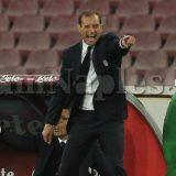 """Juventus, Allegri: """"Dispiaciuto per l'addio di Bonucci, sarebbe stato il capitano"""""""