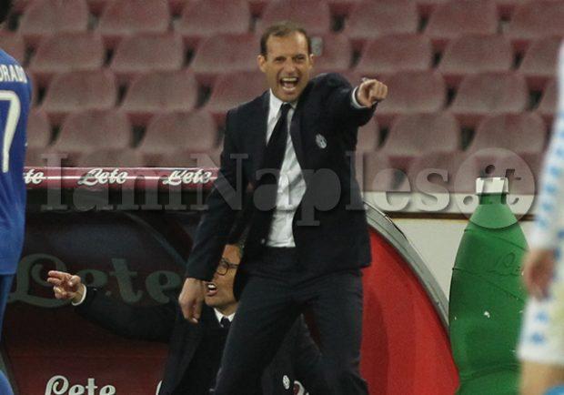"""Juve, Allegri punge Higuain: """"Gli manca il gol, ma non deve deprimersi. Occorre migliorare"""""""