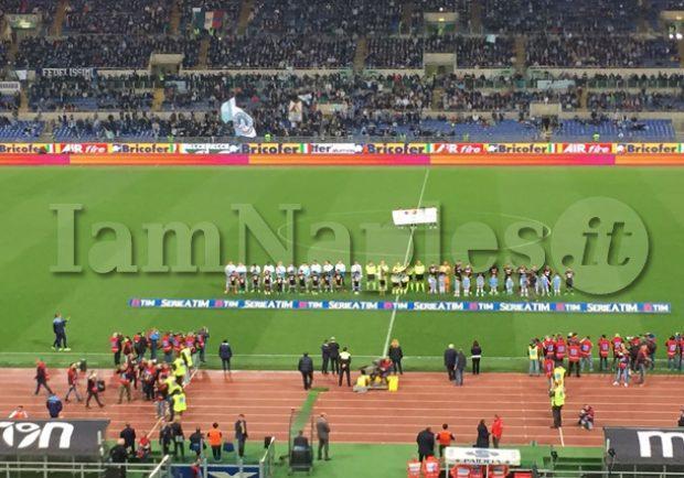 RILEGGI LIVE – Lazio-Napoli 0-3 (25'Callejon, 50′,91'Insigne): azzurri che volano a +7 in classifica