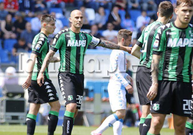 Addio Cannavaro, l'ex azzurro saluta i tifosi del Sassuolo