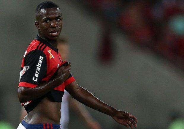 Incredibile Real Madrid, acquistato il classe 2000 Vinicius per 45 milioni di euro