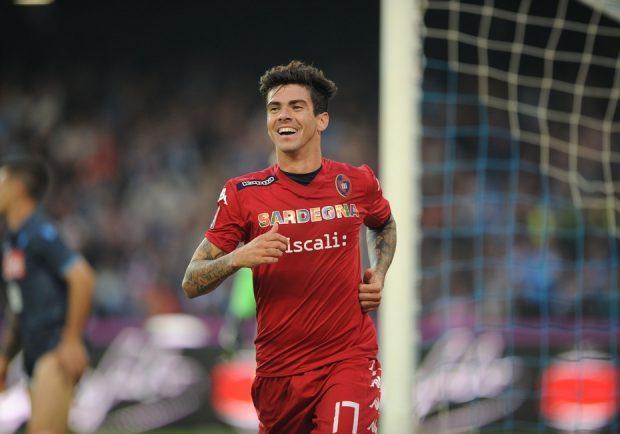 VIDEO – Napoli-Cagliari 3-1: Farias per il gol della bandiera