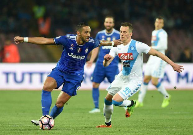 Juventus, nessuna squalifica per Benatia per la gomitata su Pavoletti