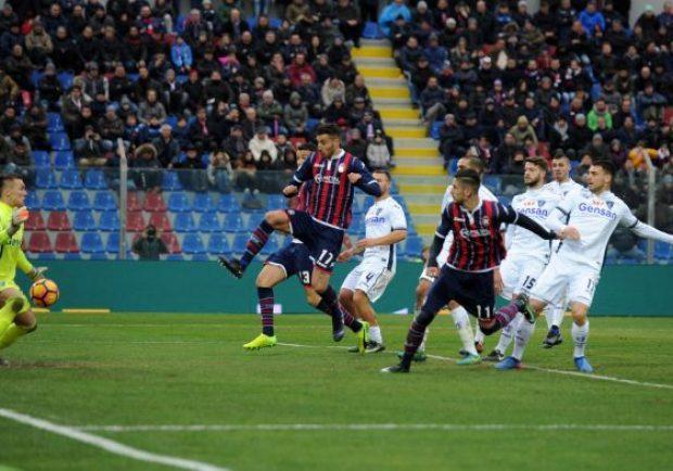 Crotone, sfida interna con la primavera per preparare la gara contro il Napoli