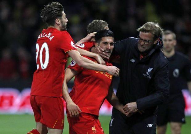 SKY – Juve: Il Liverpool non cederà Emre Can. Frenata per Palmieri