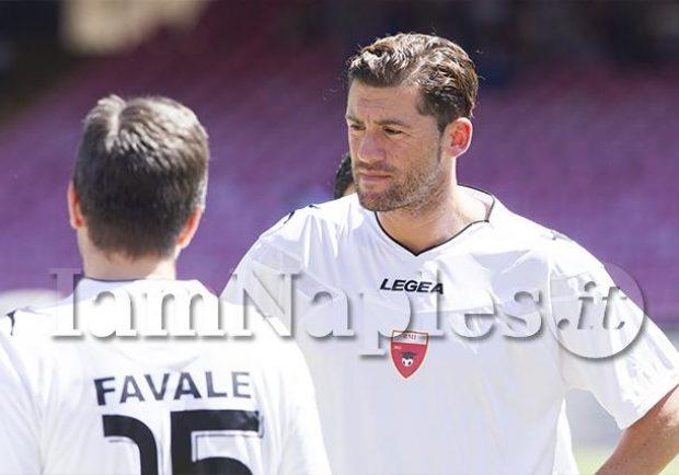 Casertana, ad un passo dal sì di Guglielmo Stendardo: un anno da calciatore, poi futuro dirigenziale