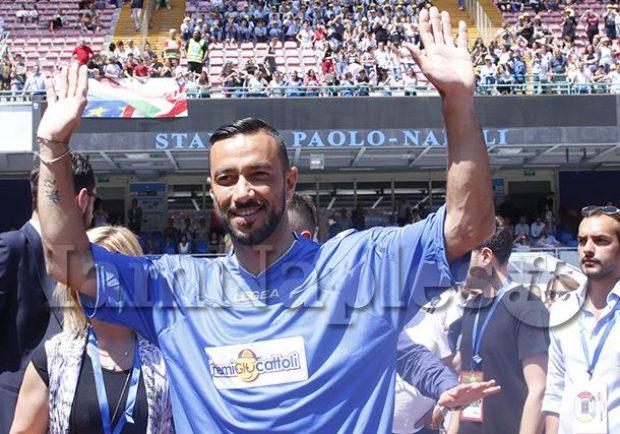 """Sampdoria, Quagliarella: """"E' uno dei momenti migliori della mia carriera. Voglio rinnovare"""""""