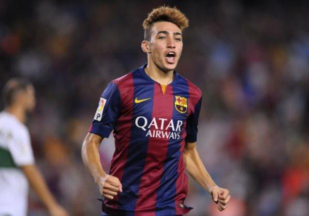Da Genova – Sampdoria-Barcellona, contatti avviati per Munir: è lui l'erede di Schick