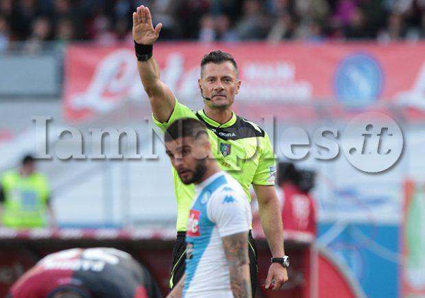 Napoli-Atalanta, il 2018 si apre con Giacomelli: l'inchiesta della Figc…