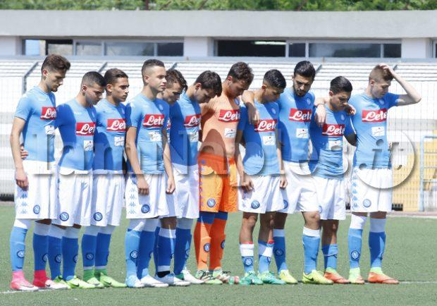 Under 17, Memorial Scirea: Napoli – Virtus Francavilla 9-1. Azzurrini qualificati