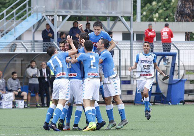 Under 17, Memorial Scirea: Napoli-Ceglie  14-0