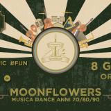 Moonflowers live al Ravigan