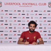 Ufficiale – Salah è un nuovo giocatore del Liverpool. Alla Roma andranno 42 milioni più bonus