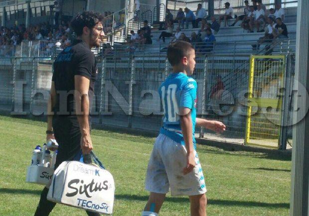 """Giovanissimi '2003, sconfitta la Juventus ai rigori: Napoli in finale al """"Torneo della Solidarietà"""""""