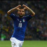 """Italia, Insigne: """"Il Napoli ha bisogno di vincere qualcosa. Ho incontrato Ancelotti troppo tardi"""""""