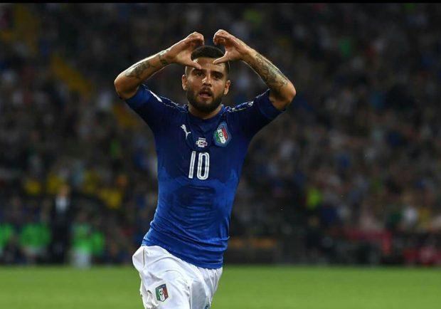FOTO – Spagna-Italia, Insigne indosserà la maglia numero 10!