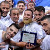 """Cuore Napoli, la gioia di Maggio: """"Squadra che capita una volta nella vita, onorato di esserne parte"""""""