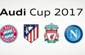 Audi Cup, il programma e le modalità per l'acquisto dei biglietti