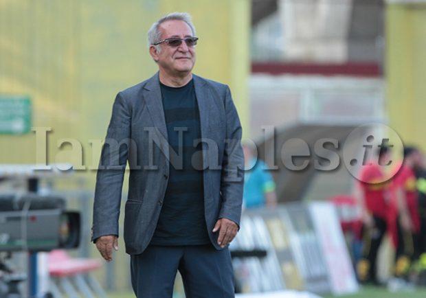 """Benevento, Vigorito: """"A Torino abbiamo vinto moralmente. Ci salveremo"""""""