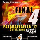 Uisp Basket, al Palaraffaella di Calvizzano la final four della Coppa Campania