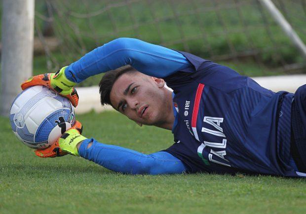 """Meret, l'agente apre alla cessione: """"Alex può essere il prossimo portiere del Napoli, gli azzurri sono in pole position"""""""