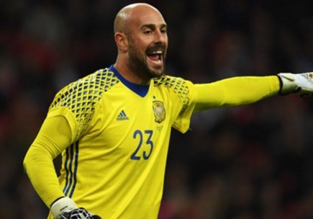Spagna, c'è Reina tra i convocati per la doppia sfida contro Liechtenstein e Italia