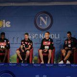 """VIDEO – Zielinski: """"Dobbiamo riportare lo scudetto a Napoli"""", Jorginho: """"Mi sento napoletano, devo fare gol!"""""""