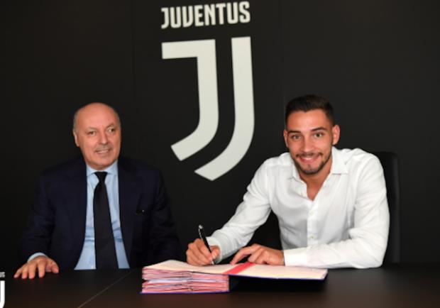 Juventus, escluse grave lesioni per De Sciglio: il comunicato