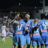 VIDEO – Napoli-Carpi 4-1, gli highlights del poker azzurro