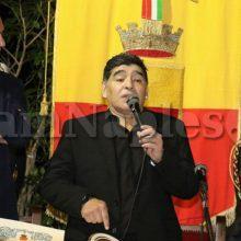 """Messaggio di Maradona ai giocatori del Napoli: """"Cammina con i tuoi piedi. Gioca con l'anima"""""""