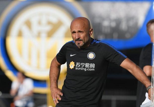 """Inter, Spalletti: """"Borja Valero e Vecino li volevo già un anno fa alla Roma"""""""